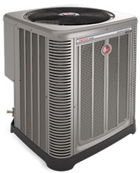 Rheem Pro Partner Integrity Air - HVAC sales, service and installation in Jasper, Big Canoe, Tate, Marble Hill, Nelson, Ellijay, Canton, Ball Ground, Waleska, Woodstock, Holly Springs